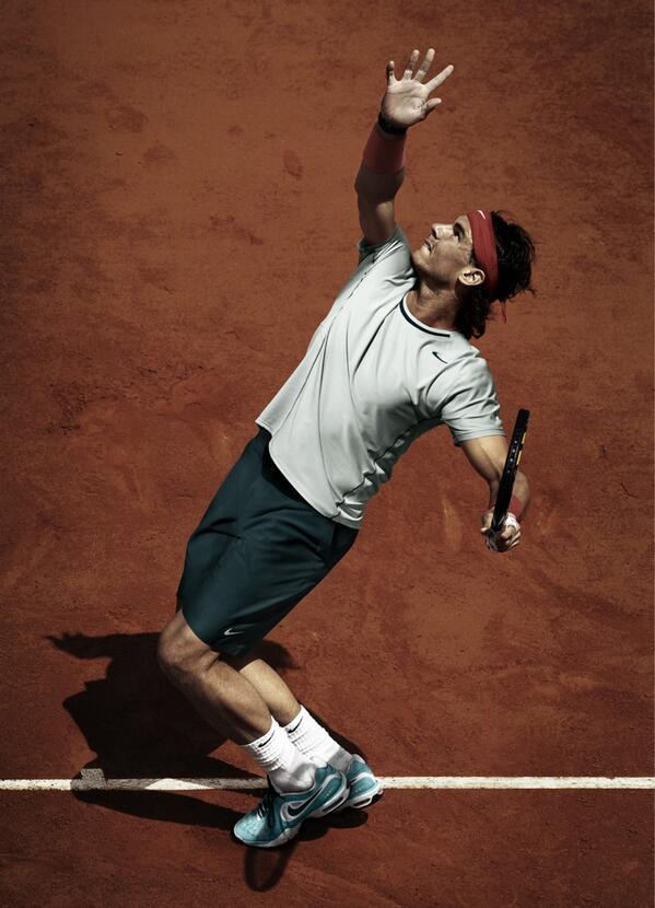 Rafael Nadal's Spring/Summer Nike Outfit 2013 – Rafael ... Nadal 2013