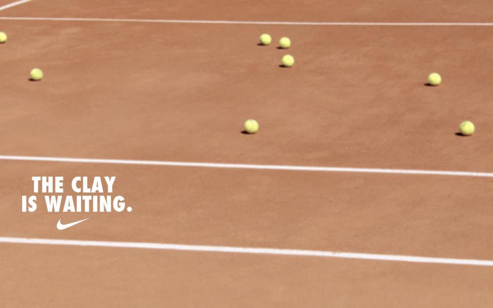nike tennis clay court