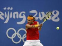 Roland-Garros, Wimbledon, place de numéro un mondial et désormais médaille d'or olympique. Rien ne résiste au Majorquin, incontestable patron du tennis mondial en cette année 2008.