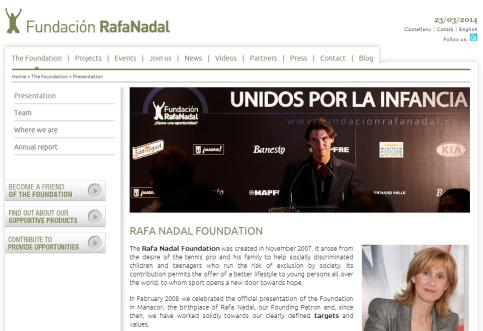 www.fundacionrafanadal.org