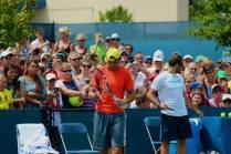 Cincinnati 2013 - Rafael Nadal Fans (13)