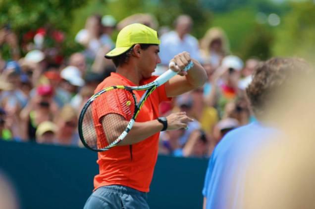 Cincinnati 2013 - Rafael Nadal Fans (3)