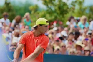 Cincinnati 2013 - Rafael Nadal Fans (6)