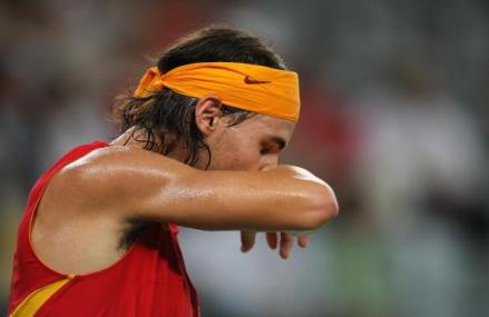 Olympics 2008 - Rafael Nadal Fans (1)