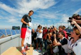 Rafael Nadal supports Madrid 2020 bid from the US Open (4)