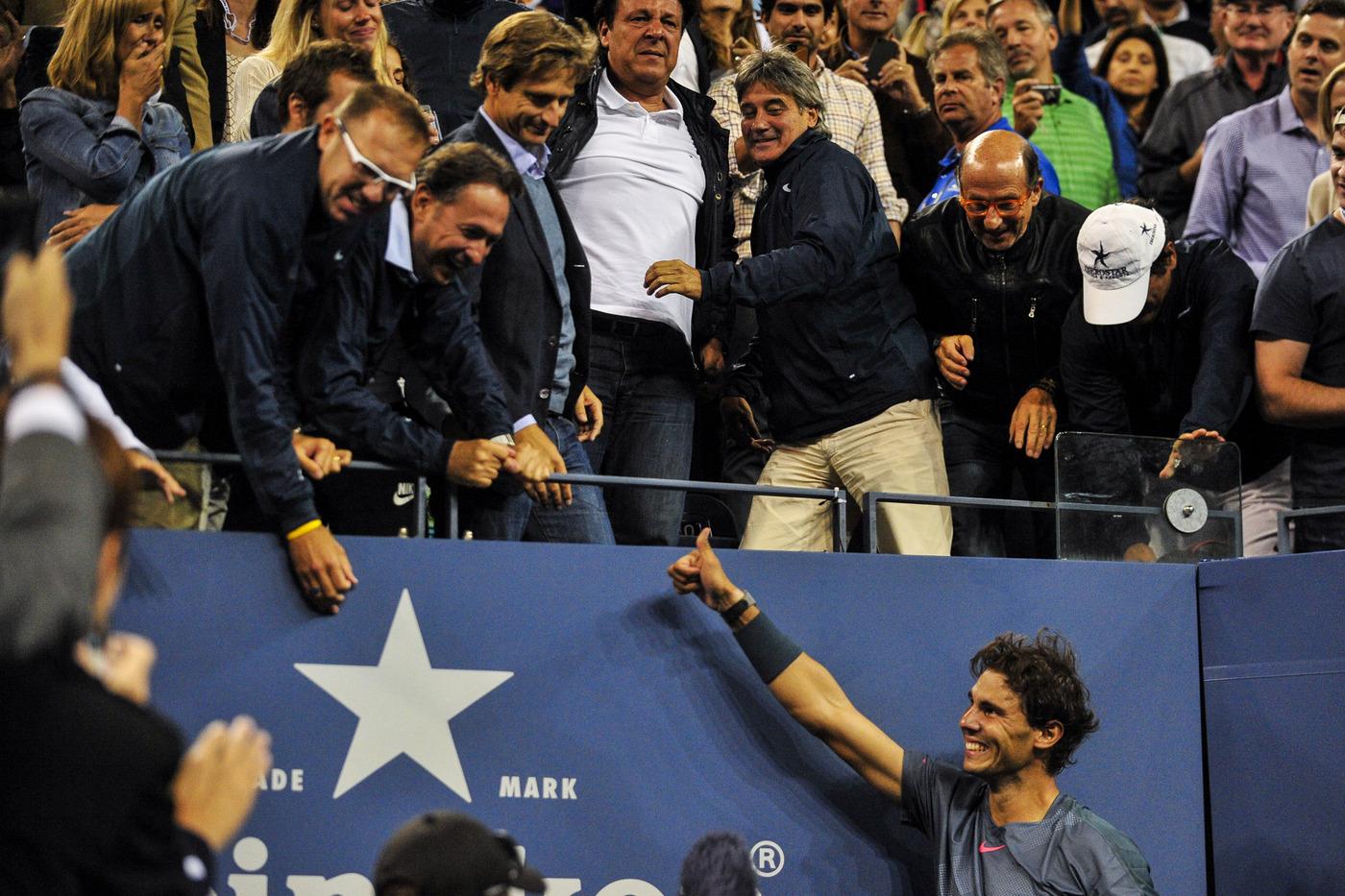 Rafael Nadal's girlf...