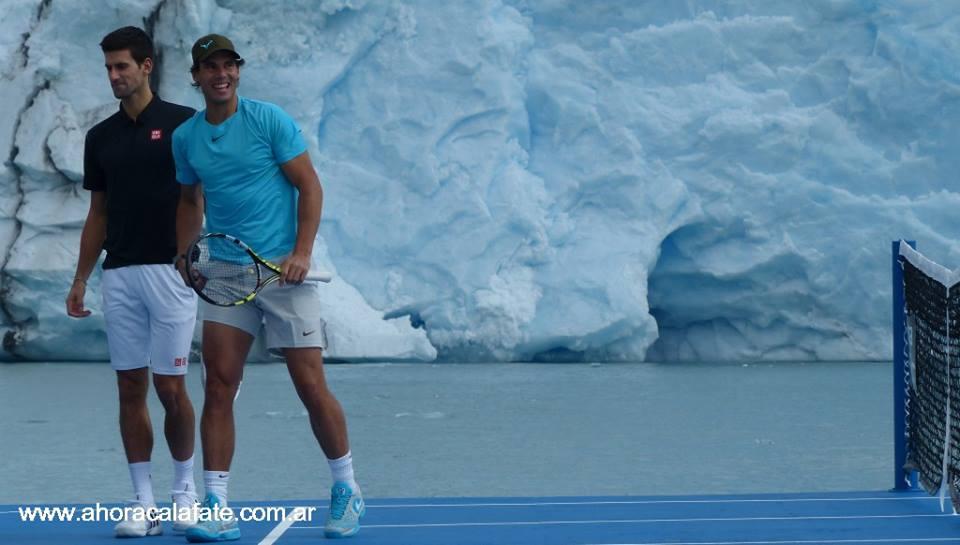 Perito Moreno Glacier Tennis