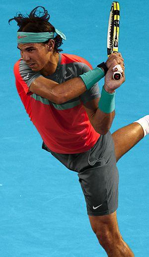 Rafael Nadal Australian Open 2014 Nike Outfit – Rafael Nadal