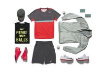 Rafael Nadal Australian Open 2014 Nike Outfit