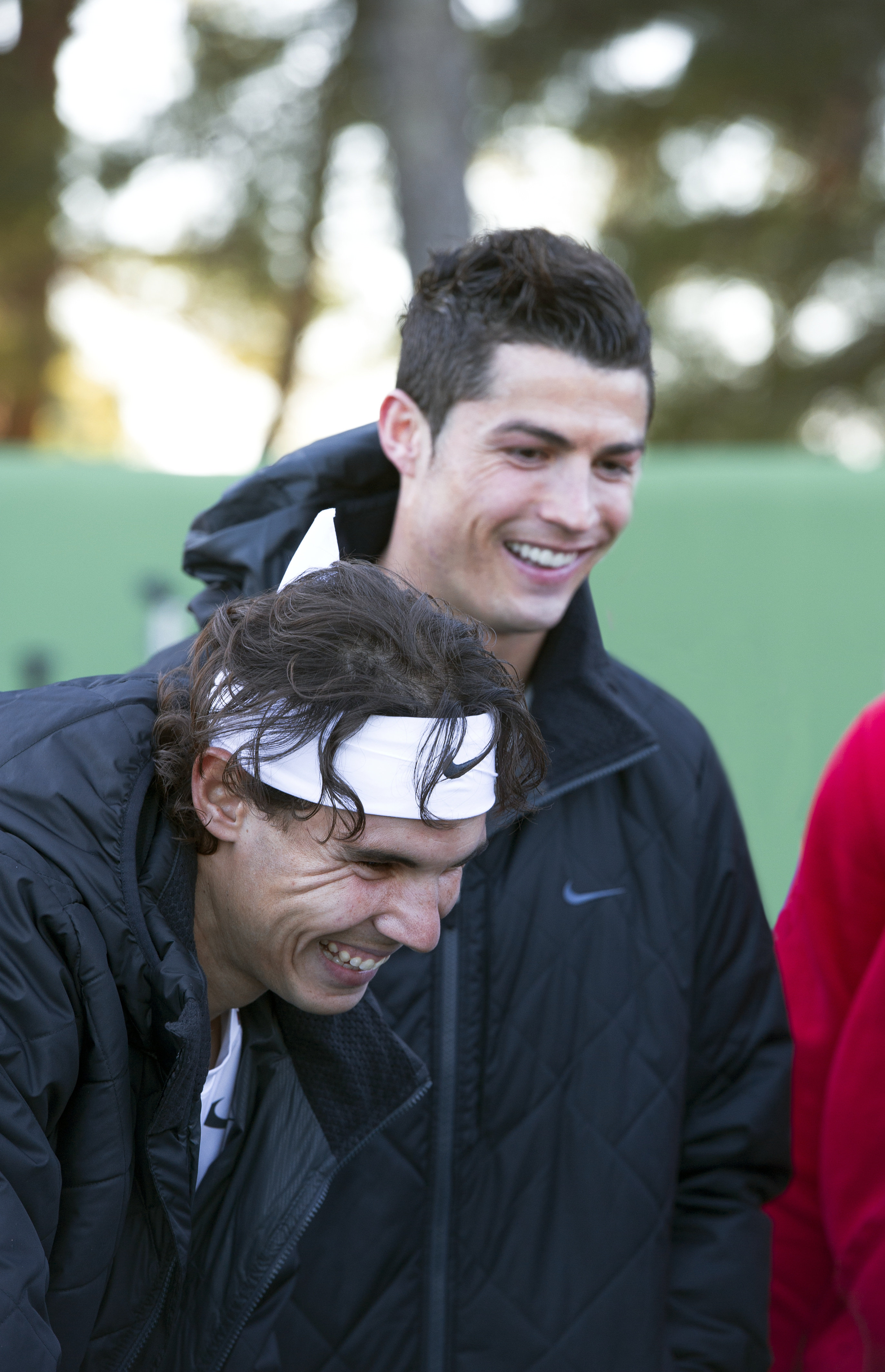41b01326b Rafael Nadal on being starstruck  His first meeting with Cristiano ...