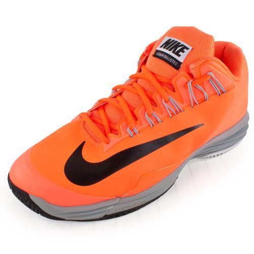 Orange Nike Tennis Shoes For Men