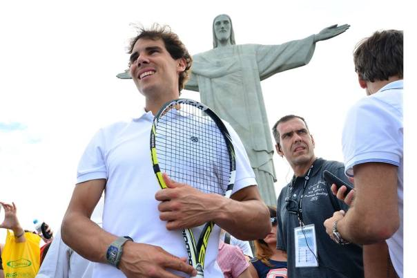 Photo via Rio Open