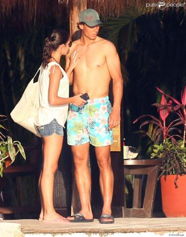Nadal and girlfriend Xisca 4