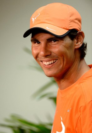 Tennis: BNP Paribas Open-Nadal Press Conference