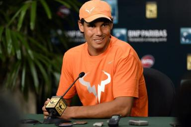 Rafael Nadal Interview Indian Wells 2014 (5)