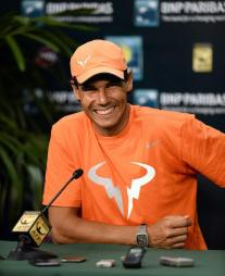 Rafael Nadal Interview Indian Wells 2014 (6)