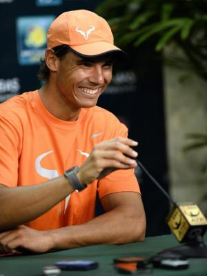Rafael Nadal Interview Indian Wells 2014 (7)