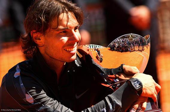 Rafael Nadal Monte Carlo Masters 2012