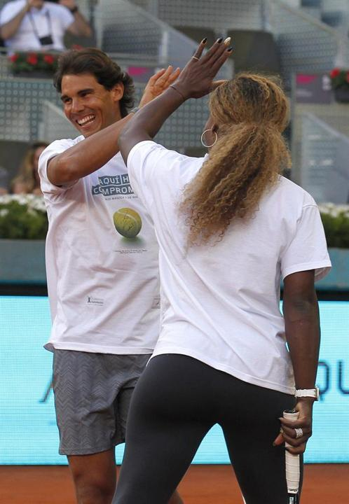 Charity Day - Mutua Madrid Open 2014
