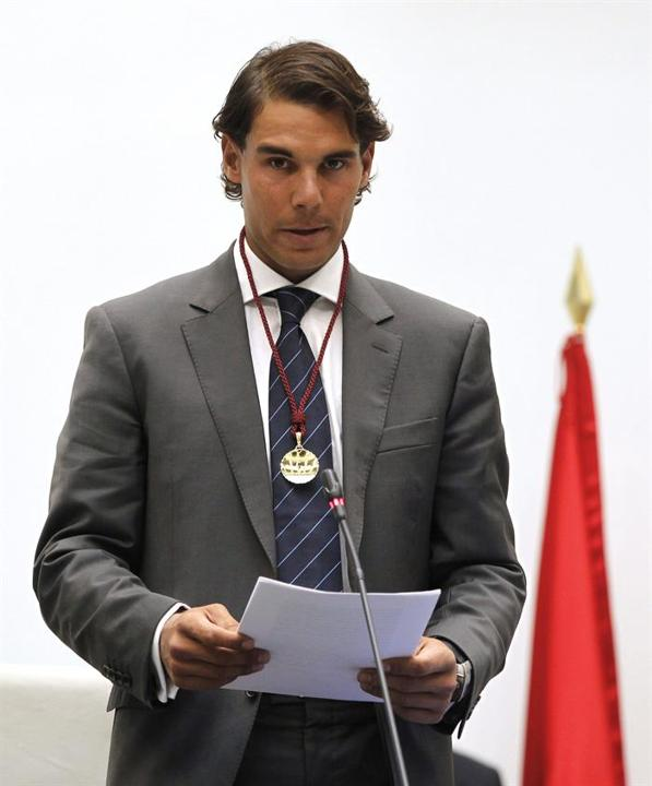 Rafael Nadal, Hijo Adoptivo de Madrid