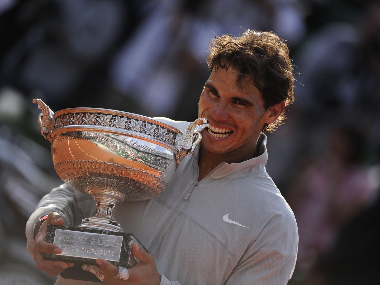 Rafael Nadal Image: Rafa Roundup: 9th French, 14th Major For Nadal; No Career