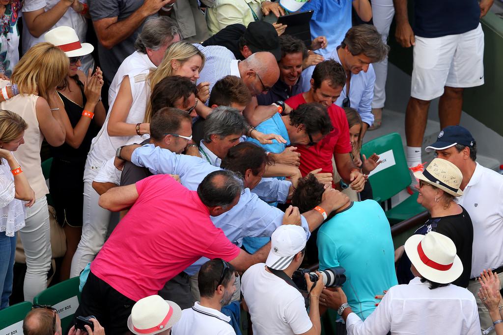 PHOTOS: Rafael Nadal c...
