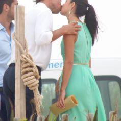 Rafael Nadal and his girlfriend Maria Francisca Perello at Friends' Wedding (7)