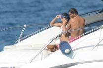 Rafael Nadal enjoys holiday with girfrliend Maria Francisca Perello (20)