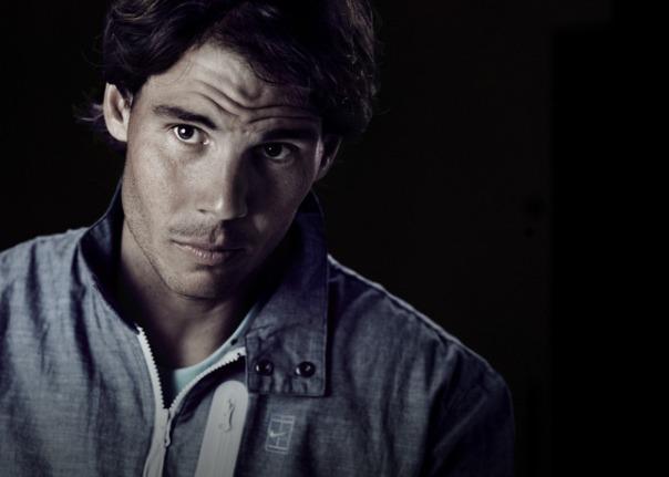Rafael Nadal Nike Court Collection x Fragment