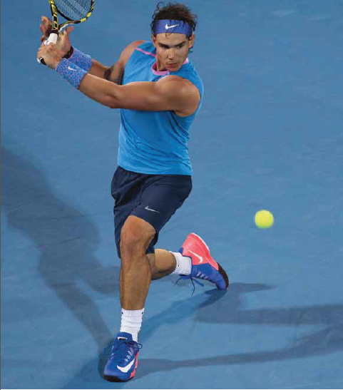 Rafael Nadal Tennis Shoes