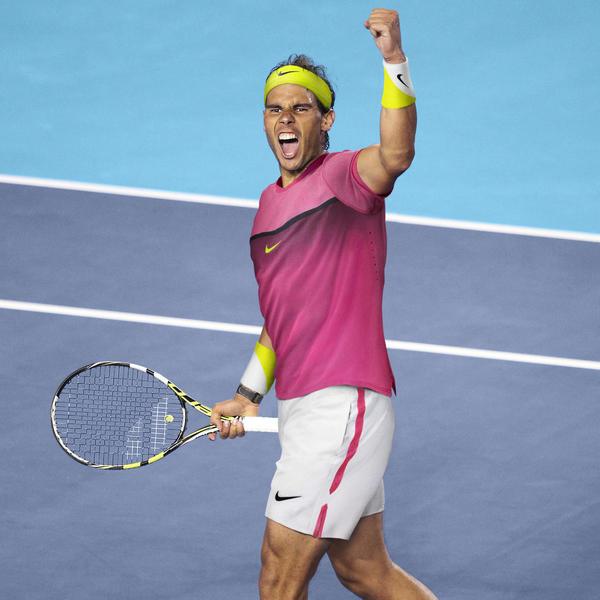 AUSTRALIAN OPEN 2015 RAFAEL NADAL NIKE OUTFIT – Rafael Nadal