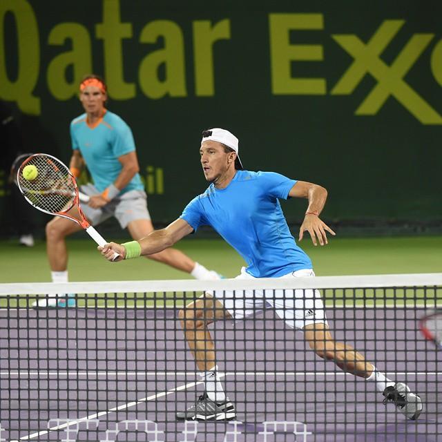 Photo: Qatar Tennis