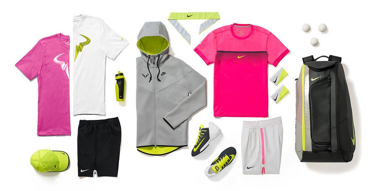 Rafael Nadal Australian Open 2015 Nike Outfit – Rafael Nadal