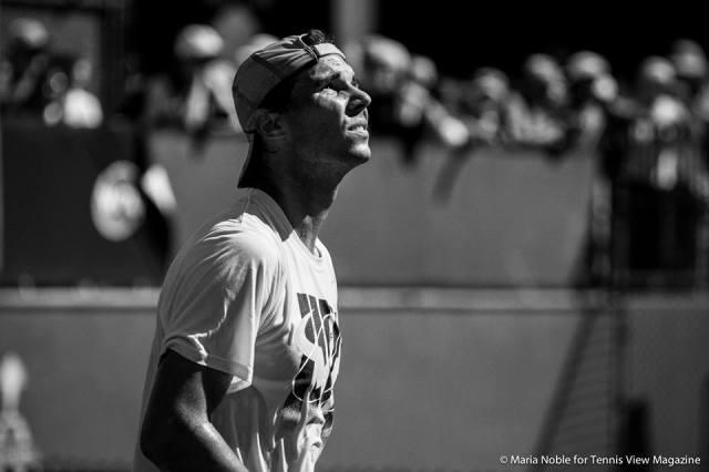 Photo: Maria Noble for Tennis View Magazine