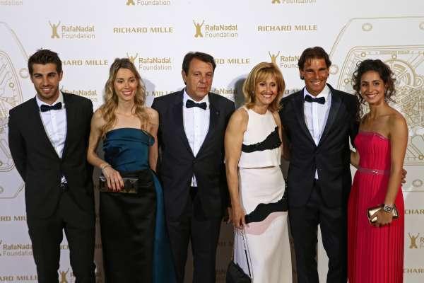 Rafa Nadal Foundation Gala in Paris – Rafael Nadal Fans
