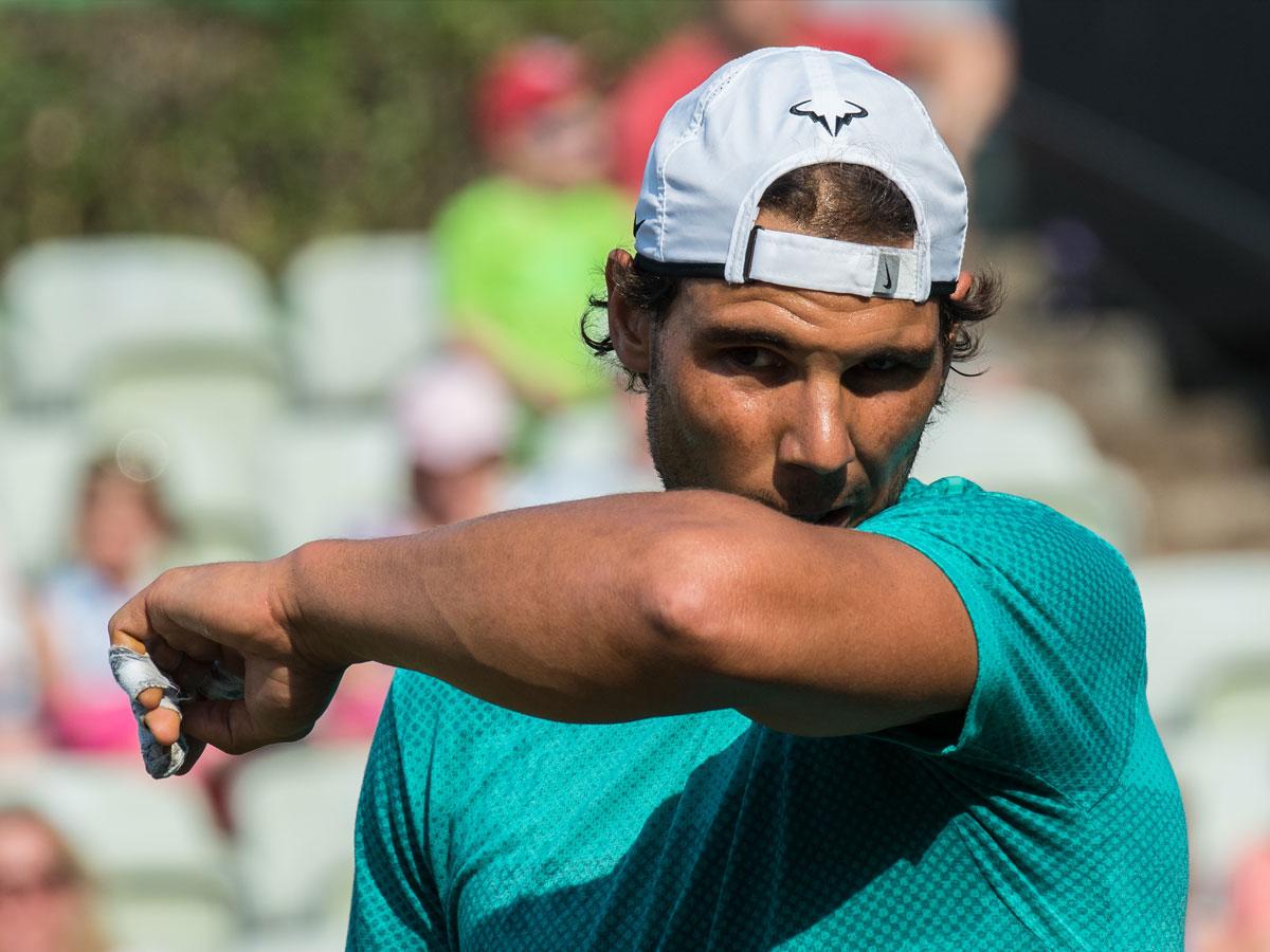 ... Rafael Nadal play against Marcos Baghdatis in Stuttgart? – Rafael
