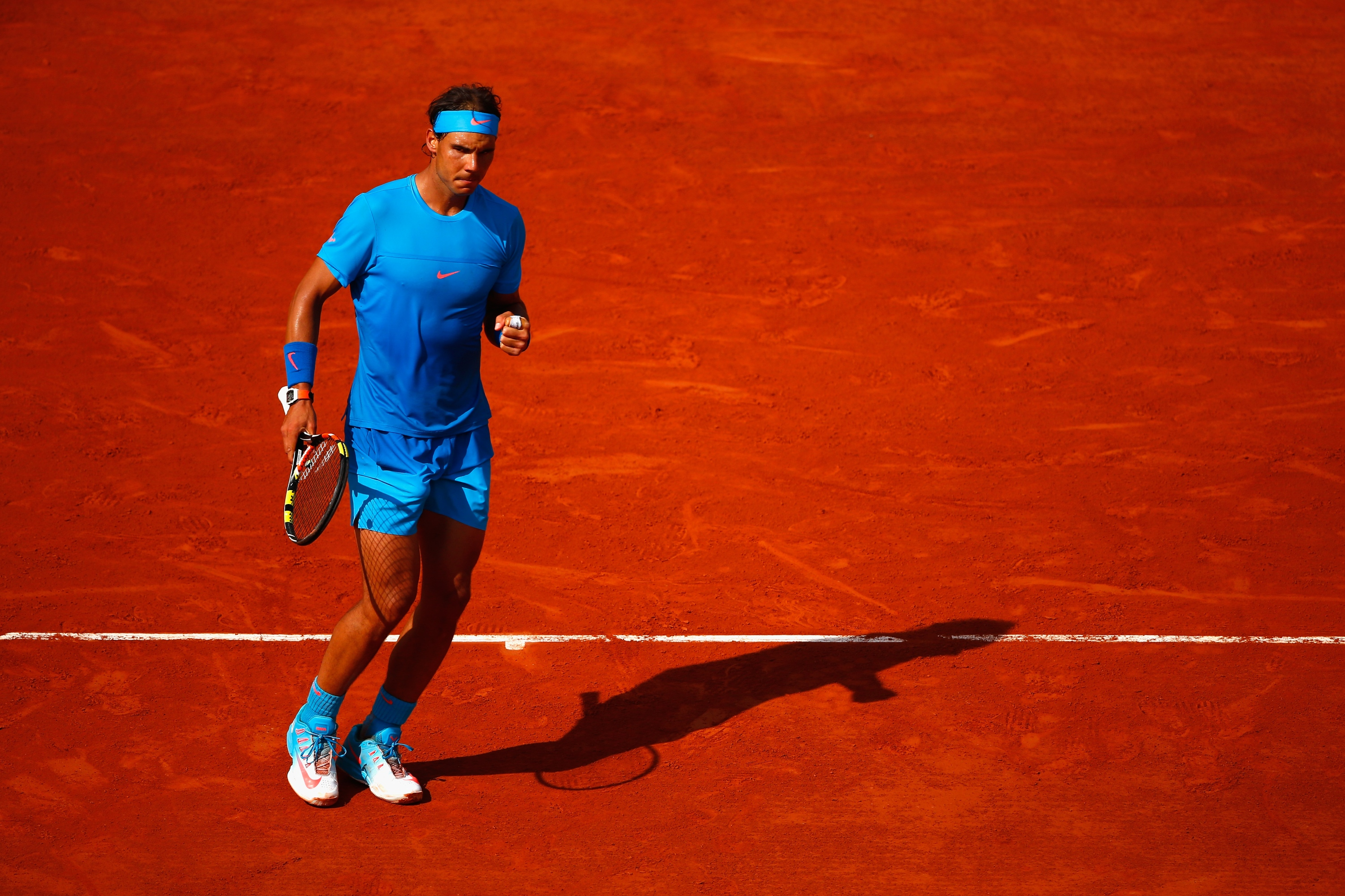 rafael nadal beats jack sock to reach french open quarter finals rafael nadal fans. Black Bedroom Furniture Sets. Home Design Ideas