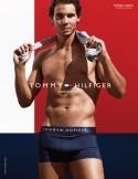 Rafael Nadal for Tommy Hilfiger underwear campaign 2015