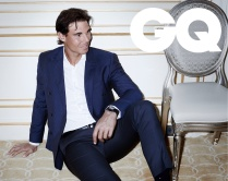 Rafael Nadal GQ Spain Magazine 2015