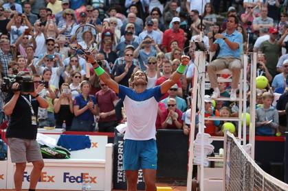 Photo: Tennis Championships am Rothenbaum