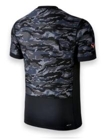 Rafael Nadal Night Nike Shirt for US Open 2015