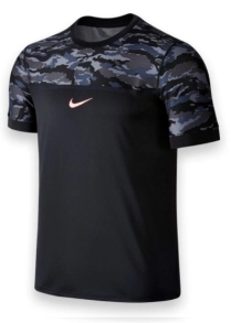 Rafael Nadal Night Nike Shirt US Open 2015