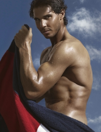 Rafael Nadal Underwear Tommy Hilfiger Photo Shoot (3)