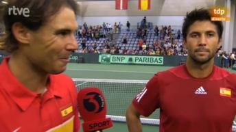 Nadal, Verdasco Seal Spain's Win Over Denmark in Davis Cup (1)