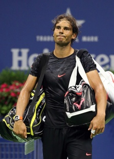 on Day Five of the 2015 US Open at the USTA Billie Jean King National Tennis Center on September 4, 2015 in the Flushing neighborhood of the Queens borough of New York City.