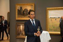 Rafael Nadal Poses Before Davis Cup Dinner (20)