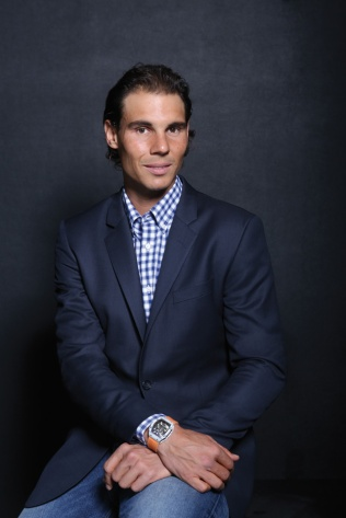 Rafael Nadal covers The Bund magazine (1)
