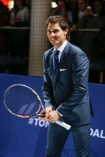 STUTTGART, GERMANY - NOVEMBER 10: Rafael Nadal attends the Tommy Hilfiger X Rafael Nadal @ Breuninger on November 10, 2015 in Stuttgart, Germany. (Photo by Franziska Krug/Getty Images for Tommy Hilfiger)