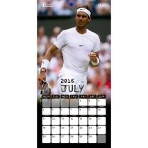 Rafael Nadal Calendar 2016 (5)