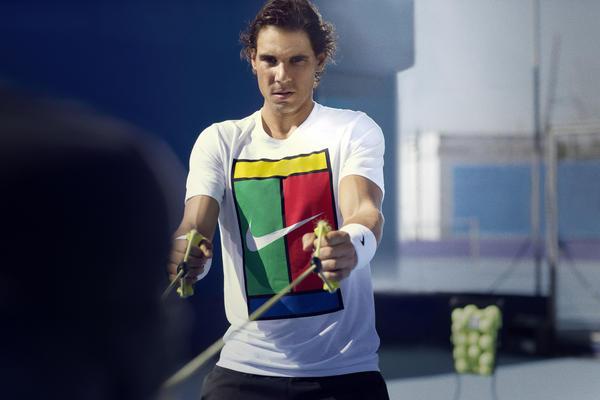 Rafael Nadal Australian Open 2016 Nike Outfit (3)